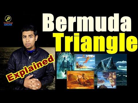 [Hindi] What is Bermuda Triangle | Kya hai bermuda triangle ? | Explained in Brief