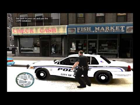 GTAIV LCPDFR Commentary Tampa FL