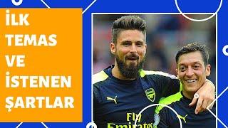 İşte Olivier Giroud'nun istediği sözleşme... Başakşehir - Fenerbahçe maçı... FB