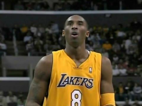 Kobe Bryant 62 Points in 3 Quarters vs Mavericks (Outscores Mavs) - 2005.12.20