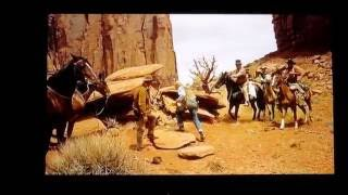 John Wayne The Searchers Then & Now
