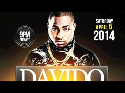 DJ MAGIC FLOWZ Present DAVIDO Best Of The Best 2014 Naija Mix
