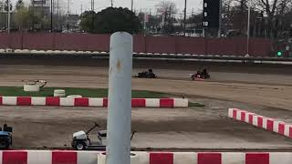 15 Dec 2018 B. Reeves at Delta Speedway driving Wikked Racing's Nor-Cal Clone