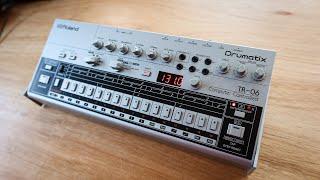 Roland TR-06 Unboxing & Fun