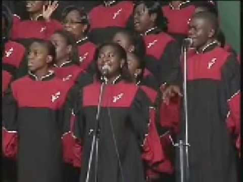 Daystar Christian Centre Choir Lagos Nigeria (THE HEALING STREAM) - Movie 01 - 2
