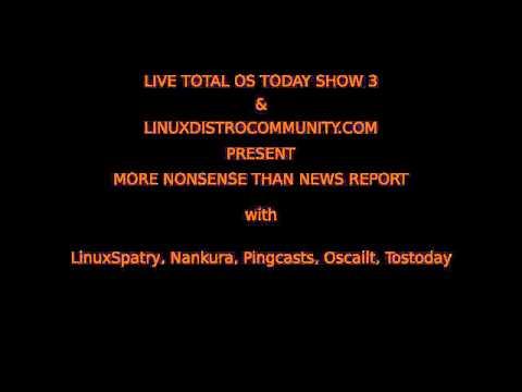 Live Total OS Today 3, More Nonsense Than News