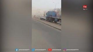 مقتل القيادي في الحزام الأمني أبو اليمامة واخرون بإنفجار وقع بمعسكر الجلاء بالبريقة بعدن