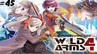 Wild Arms 4 [PS2] - | Walkthrough | Gameplay #45
