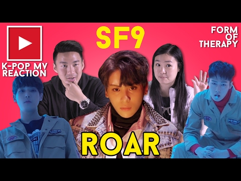 "Asian Americans React to SF9 ""Roar"""