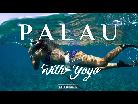 Palau: Tattoos & Freediving with Yoyo