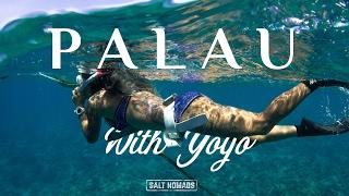 Palau: Tattoos & Freediving with Yoyo
