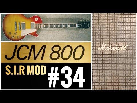 SIR #34 Modded Marshall JCM800 a la SLASH on Use Your Illusion