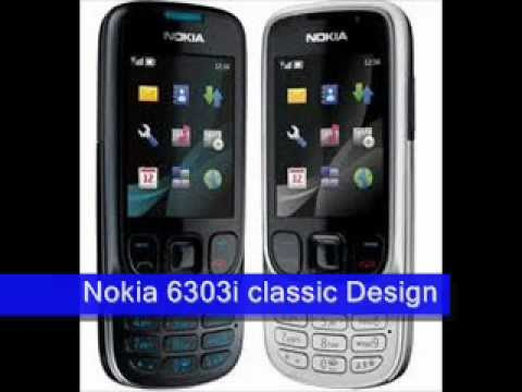 nokia review nokia 6303i classic youtube. Black Bedroom Furniture Sets. Home Design Ideas
