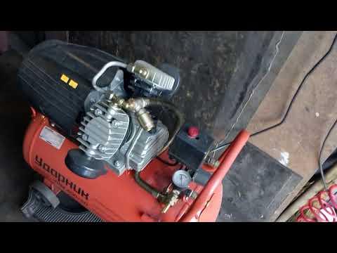 Смена масла в компрессоре без сливной пробки и какое масло лить