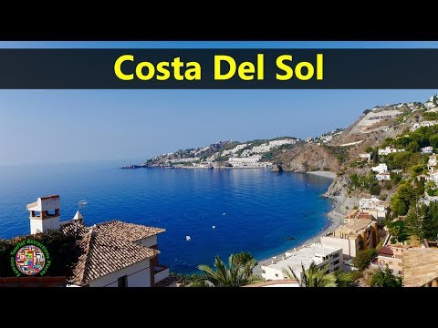 Best Tourist Attractions Places To Travel In Spain | Costa Del Sol Destination Spot