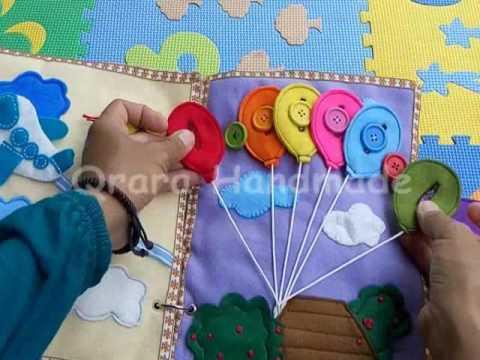 Diy busy book 2 quiet book idea busy book for qiya for The idea door quiet book