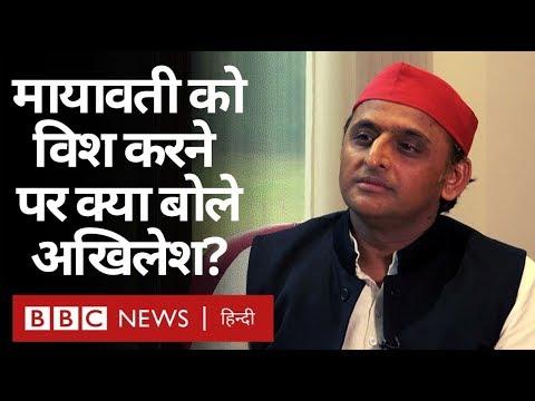 Akhilesh Yadav ने क्यों कहा कि उनकी पार्टी Samajwadi Party अकेले चुनाव लड़ेगी? (BBC Hindi)