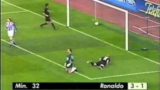 2002-2003 Real Sociedad 4 - Real Madrid 2