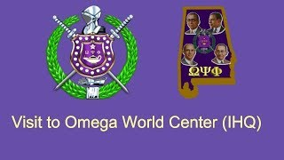 Visit to Omega World Center (IHQ)