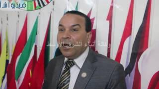 """بالفيديو :  """" صبح على مصر بدولار """" مبادرة رئيس مجلس الشعوب العربية"""