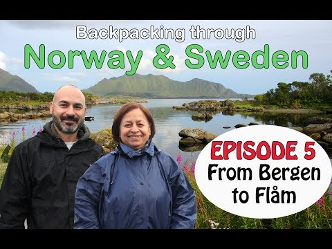 Backpacking in Norway & Sweden – Episode 5: A cruise on the Sognefjord from Flåm to Gudvangen
