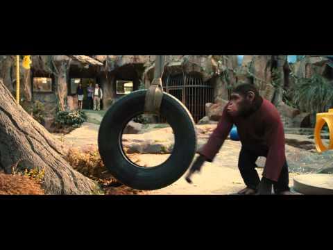 Maymunlar Cehennemi | Başlangıç | Türkçe Dublajlı Fragman thumbnail