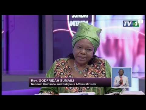 Sunday Interview | ZNBC TV 1 | 14th October 2018