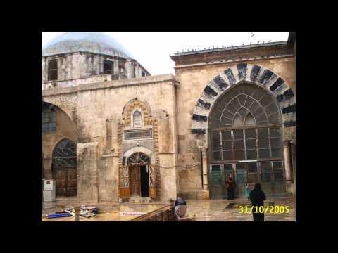 2005 Syria Aleppo, Alep, Walking In The City, Promenades dans La Ville, by HabarySalam