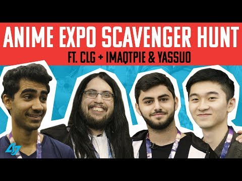 Waifus Everywhere - Team Yassuo vs Imaqtpie at AX