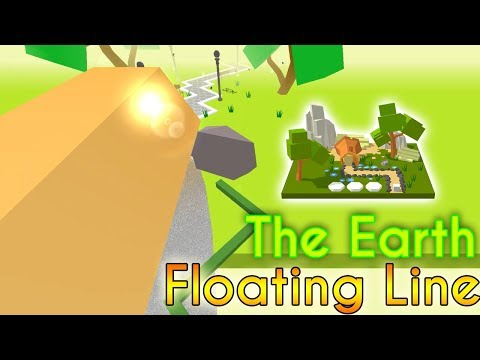 Dancing Line - The Earth: Floating Line