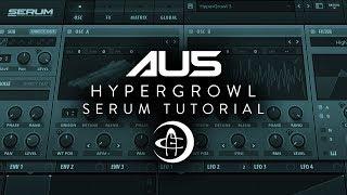 "The ""HyperGrowl"" | Serum Tutorial"