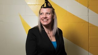 I Am The American Legion: Teri Hlavka