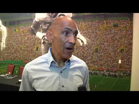 HOF Coach Tony Dungy Talks About Brandon Burlsworth