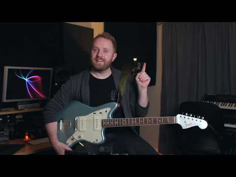 BASICS: What Does a Fender Jazzmaster Sound Like? (American Vintage 1965 Jazzmaster Demo)