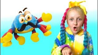 Itsy Bitsy spider nursery rhymes &kids song by Tawaki kids