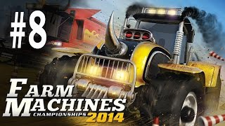 Farm Machines Championships 2014 - Part 8 - Gameplay 1080p 60 fps