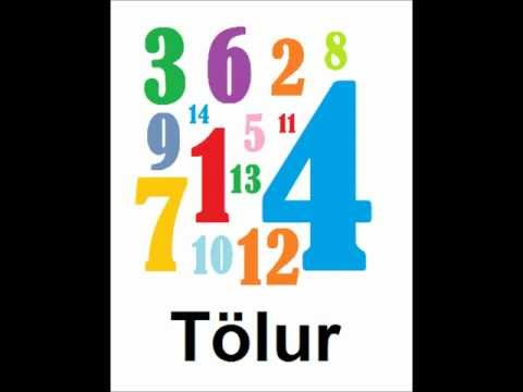 Icelandic Lesson #8: Numbers 0-20 - Pronunciation