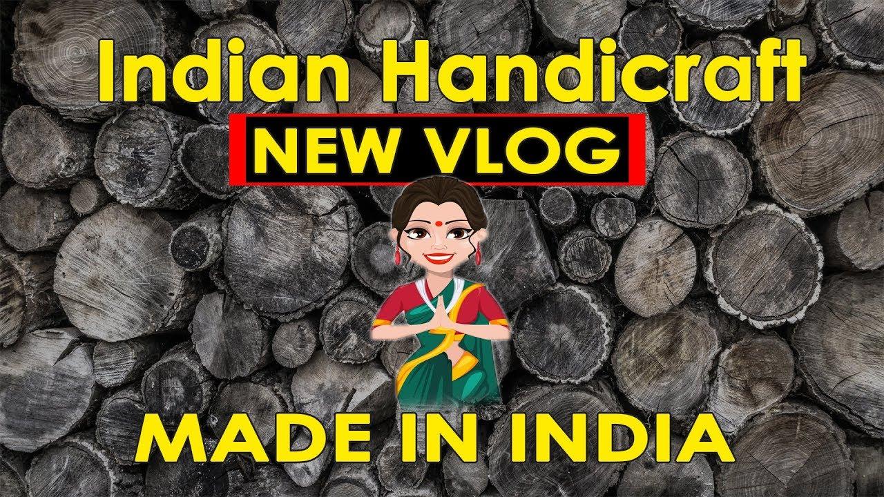 Download Hub Of Indian Handicrafts | Indian Art & Craft | New vlog
