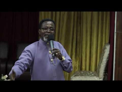 Apostle Doctor Samuel BONSU –Don't be stuck at Kadesh Barnea