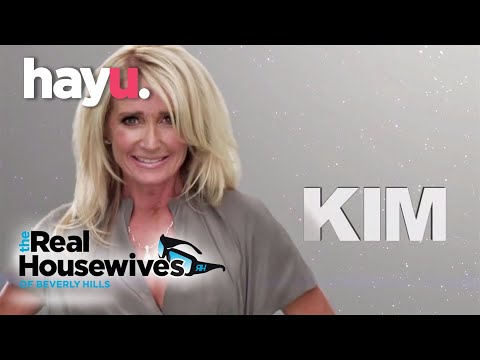 Meet Kim | The Real Housewives Of Beverly Hills
