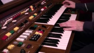 Dancing Delights by Philip Jones / Yamaha Electone C-605