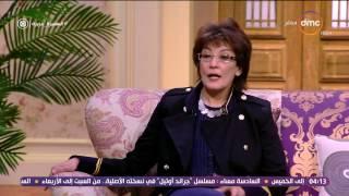السفيرة عزيزة - سماح أنور ... تتحدث عن مدى حبها للقطط