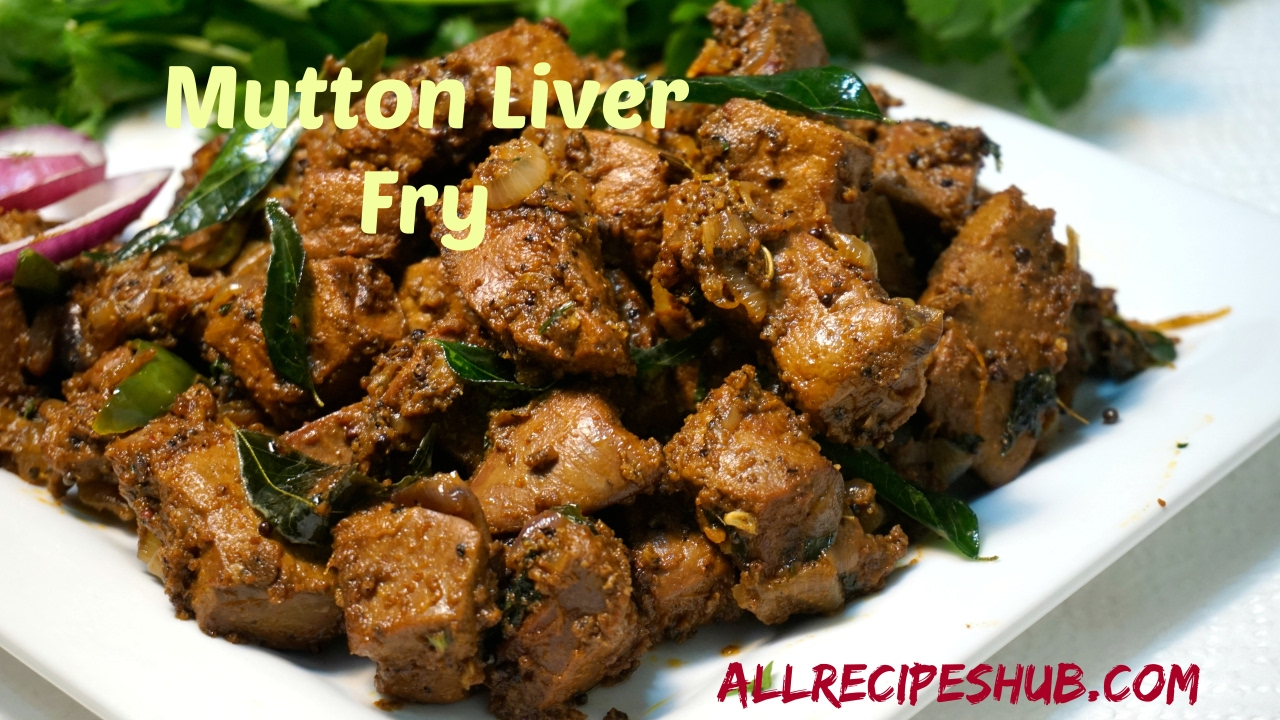 How to fry the liver