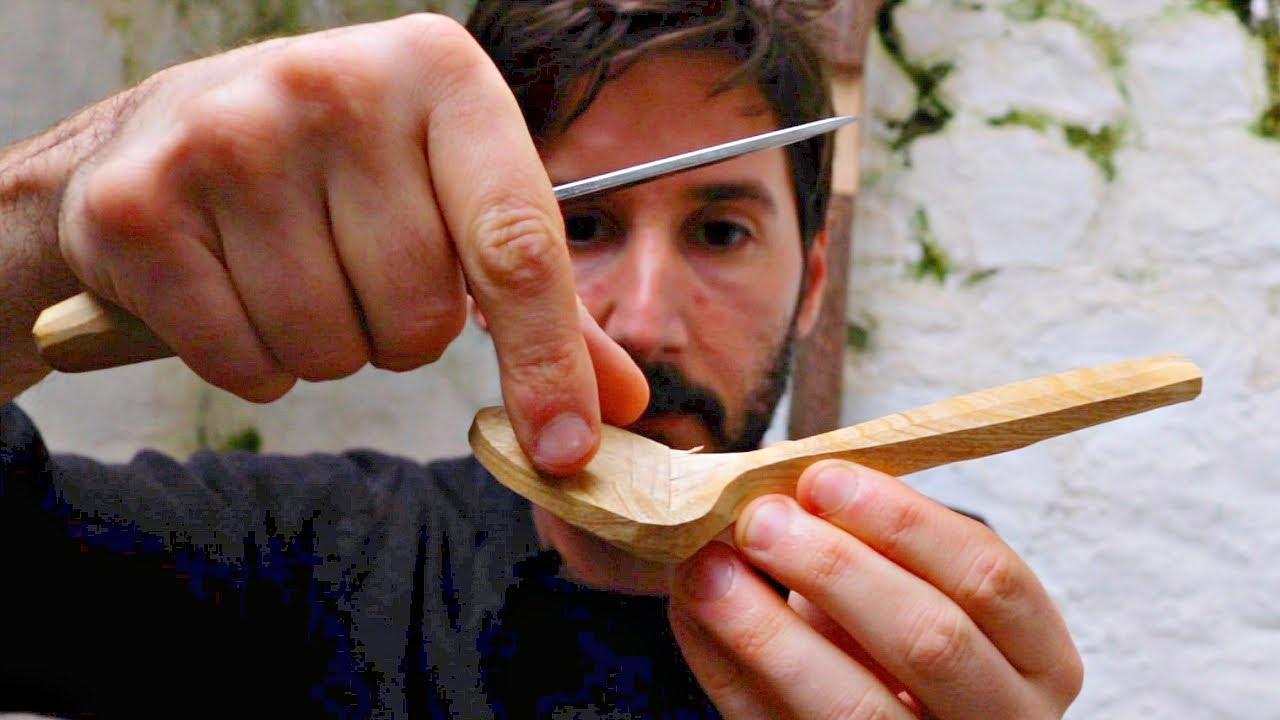 Download How To Carve A Spoon - Will Priestley