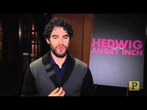 Hedwig - Darren Criss Talks Drag