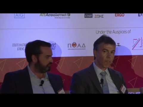 23 06 2016 9th Insurance Conference Panel II: Η ψηφιακή πρόκληση: Ευκαιρίες και κίνδυνοι