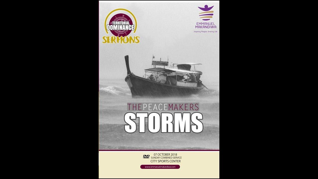 Emmanuel Makandiwa | The Peacemakers Storm