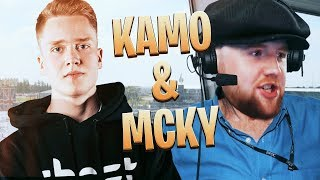 KAMO RASIERT | Road TO CHAMPION DIVISION mit KAMO | Road to Pro #21