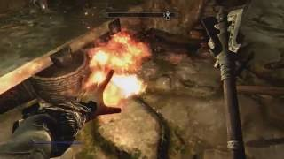 The Elder Scrolls V: Skyrim (PS3) Gameplay [1]