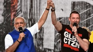 PM Narendra Modi addresses Global Citizen Festival in New York
